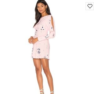Free People pink dress